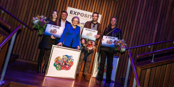 Foederer Talent Award 2015